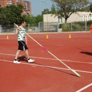 Discreta actuació del grup de perxa al campionat de Catalunya cadet i juvenil