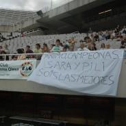 ATLETES DE CAO EN EL MÍTING DE BARCELONA 2011