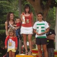 Els atletes del CAOlesa participen en la cursa de l'Espluga de Francolí