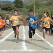 Gran participació a la primera jornada del XIIè Campionat Escolar D'Atletisme