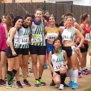 3ª posició per l'equip veterà femení al Campionat de Catalunya de Cros per Clubs