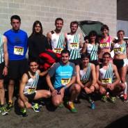 Comença la temporada d'aire lliure per als atletes del Club Atletisme Olesa