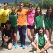 Del Cerro i Abalos obtenen la marca mínima per al Campionat d'Espanya Cadet/Juvenil al Aire Lliure
