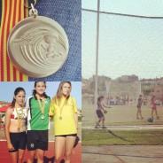 4 podis als diferents Campionats de Catalunya del Cap de Setmana