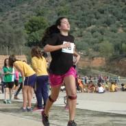 Gran participació a la primera jornada del XIII Campionat Escolar d'Atletisme