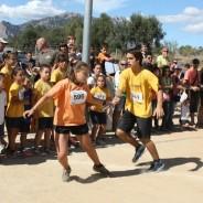L'Escola Povill aconsegueix la victòria al XIII Campionat Escolar d'Atletisme