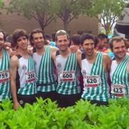 Els runners del Club Atletisme Olesa participen a la 24a Cursa de Fons de Canovelles