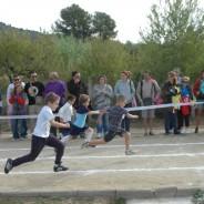 Bona participació a la 1a Jornada del XIVè Campionat Escolar d'Atletisme d'Olesa de Montserrat