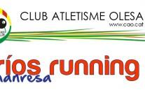 El Club Atletisme Olesa i Ríos Running Manresa arriben a un acord de col.laboració