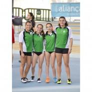 Eliminatòries del Campionat de Catalunya de Relleus Cadet en Pista Coberta + Diverses Maratons