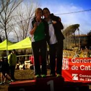 Sara Prescolí i Maria Mercedes Luque Sots-Campiones de Catalunya de Cros Veterà