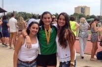 Una medalla de plata i 2 finalistes al Ct de Catalunya Cadet al Aire Lliure