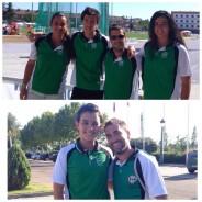 Olga Morraja i Víctor Rodríguez representen al CAOlesa al Campionat d'Espanya Cadet de pista al Aire Lliure