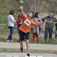 1a Jornada XV Campionat Escolar d'Atletisme d'Olesa de Montserrat