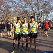 38a Zurich Marató de Barcelona + 1r Campionat d'Espanya de Llançaments Llargs (Cad-Juv-Jún)