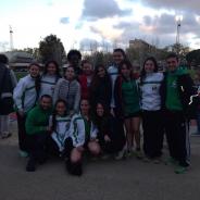 El CAOlesa participa al Campionat de Catalunya de Clubs en categoria Cadet Femení