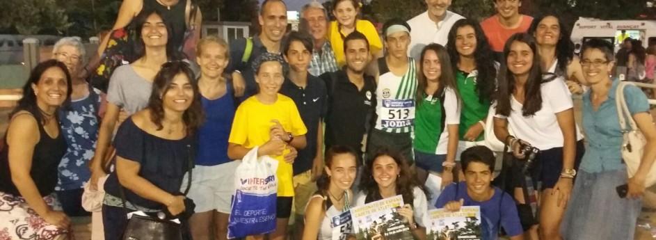 Ct d'Espanya Cadet Aire Lliure + Ironman de Vitoria + Cursa de la Vila Olímpica