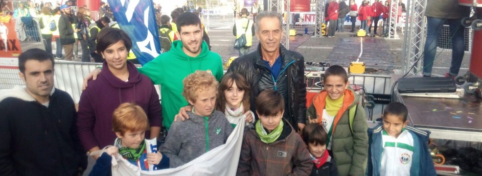 93a Jean Bouin + XXXIX Cros Vila de Castellar