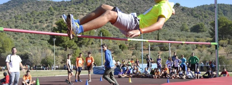 1a Jornada del XVIIè Campionat Escolar d'Atletisme